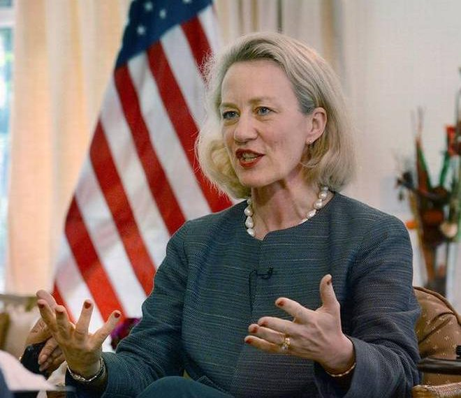 Assistant Secretary of State for South and Central Asia Alice G Wells
