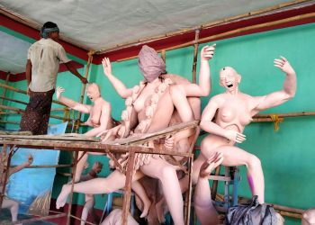Bhadrak all geared up to celebrate Kali Puja