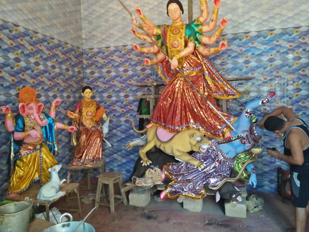 Famous Durga Puja Pandals In Balasore Orissapost