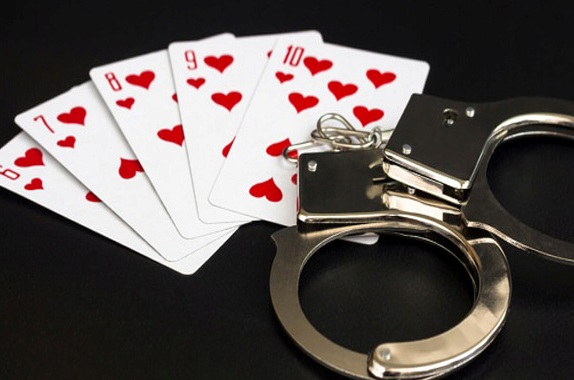 Gambling den busted in Malkangiri, seven arrested