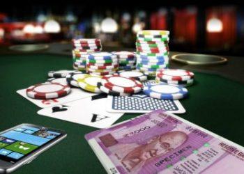 93 gamblers held during 2-day raids
