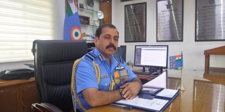 IAF chief RKS Bhadauria (file pic)