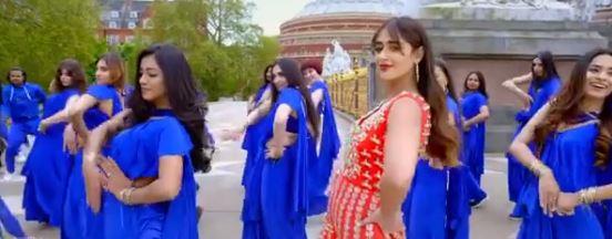 John, Ileana 'had a blast' recreating Salman-Kajol hit song