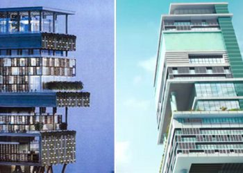 This is how electricity is produced at Mukesh Ambani's house Antilia
