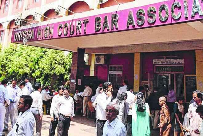 Orissa High Court Bar Association