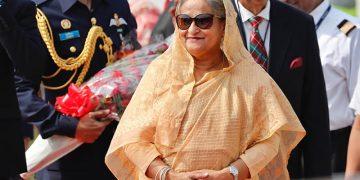 Bangladesh Prime Minister Sheikh Hasina