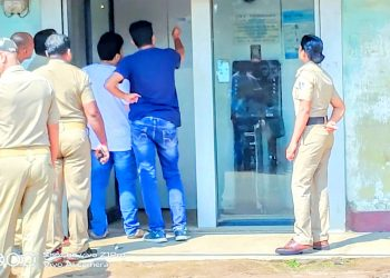 Rs 30L looted from SBI ATM