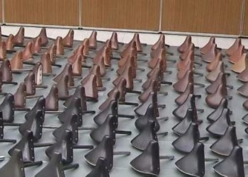 Aged man steals 159 bicycle seats for strange reason