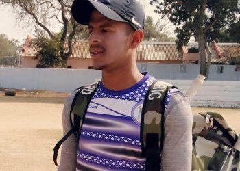 Odisha skipper Subhranshu Senapati