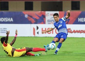 Suni Chhetri will once more be the star player for Bengaluru FC