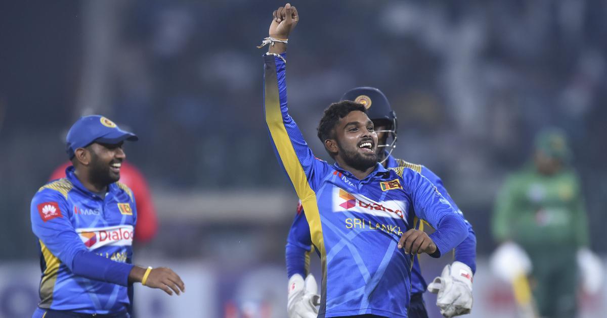 Sri Lanka sweep Pakistan 3-0 in Twenty20 series - OrissaPOST