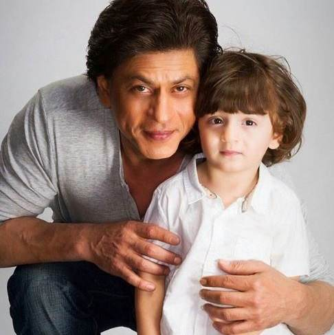 AbRam Khan reacts to dad Shah Rukh's interview with David ...