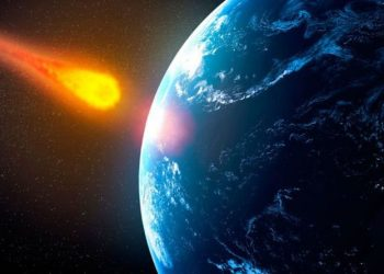 On collision course: Apophis asteroid may crash on to the Earth's surface