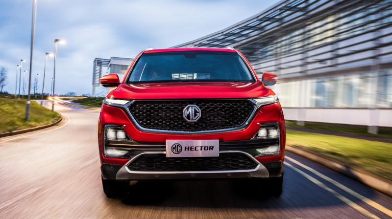 MG Hector receives Apple Car Play update