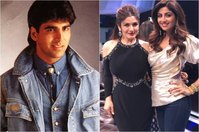 Happy Birthday Raveena Tandon: The 90s beauty broke up with Akshay for this reason