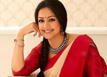 Birthday girl Jyothika lost her heart to her co star