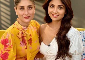 Kareena, Shilpa made of 'sarcasm, killer jawline'