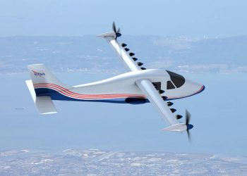 NASA gets first all-electric experimental aircraft