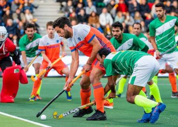 Pakistan lost 1-6 against Netherlands in the second qualifier.