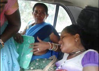 Ambulance drops pregnant woman on way to Koraput