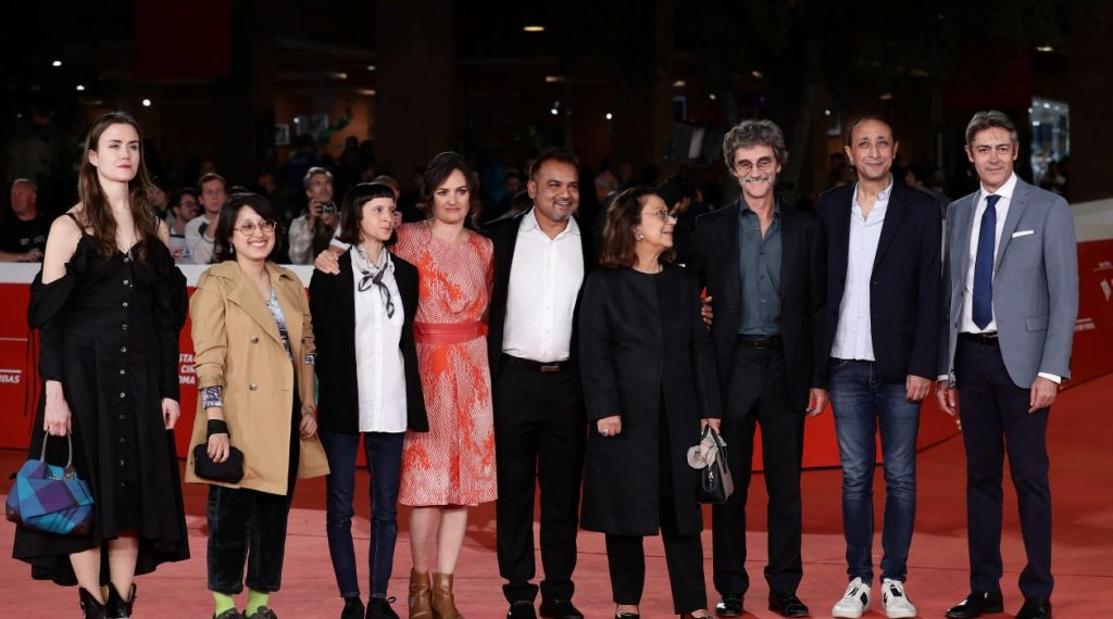 """Interdependence"" Red Carpet - 14th Rome Film Fest 2019"