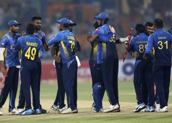 The Sri Lankan team played a three-match ODI series in Karachi followed by a three-match T20 series in Lahore, where they registered a historic 3-0 win over the top-ranked hosts.