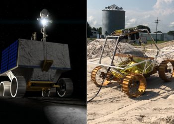 NASA to send robotic rover to map water ice on moon