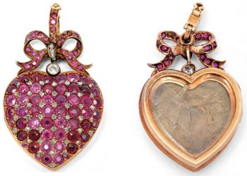 Jewels from France's last empress to be on auction