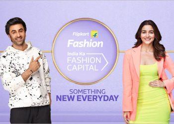 Ranbir, Alia back in Flipkart Fashion's latest campaign