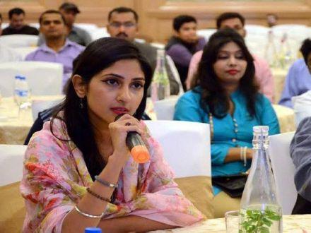 Rae Bareli Congress MLA Aditi Singh