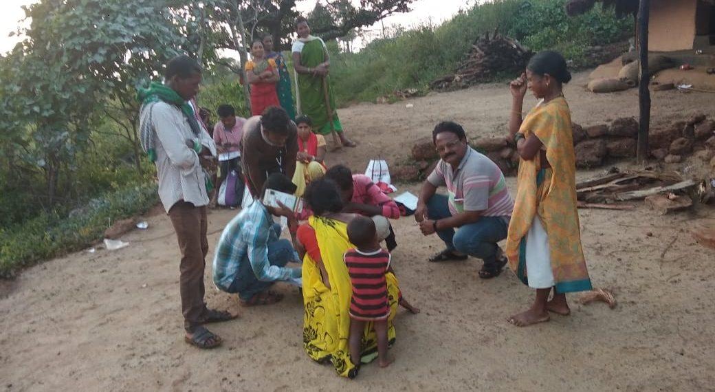 Odisha visit village 'annexed' by Andhra