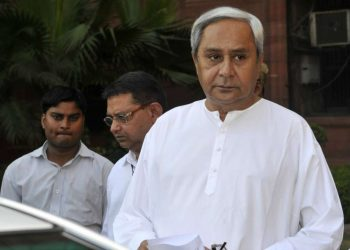 File photo of CM Naveen Patnaik
