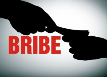 Electrical JE on vigilance radar for accepting bribe