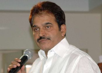 Congress general secretary KC Venugopal
