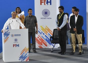 Odisha Chief Minister Naveen Patnaik announced Wednesday that the 2023 World Cup hockey tournament will be played in Bhubaneswar and Rourkela