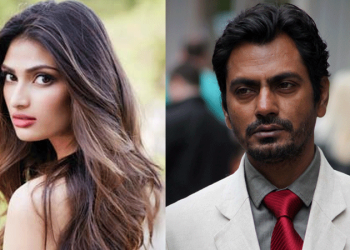 Athiya Shetty and Nawazuddin Siddiqui
