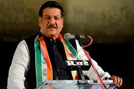 Former Maharashtra CM Prithviraj Chavan