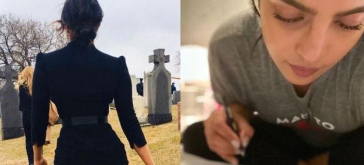 Priyanka compares 'Quantico', 'The White Tiger' shoot prep