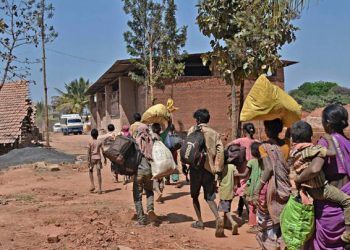 Nuapada bonded labourers hard put to eke out a living