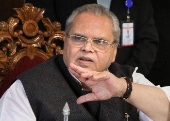 File photo of Goa Governor Satya Pal Malik