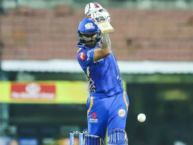 Suryakumar Yadav scored 81 off 28 deliveries