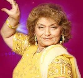 Birthday girl Saroj Khan married a 43-year-old man at the age of 13