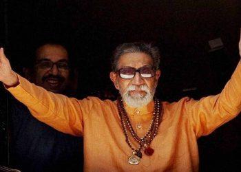 Bal Thackeray. File pic