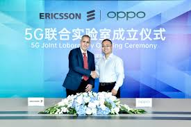 OPPO, Ericsson launch 5G joint lab