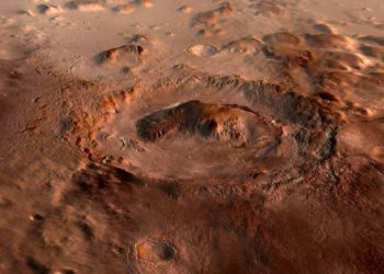 Mars 2020 landing site could preserve signs of past life