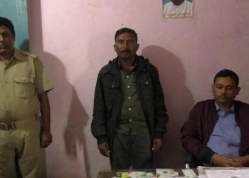 4 kilograms of cannabis seized in Khurda, 1 held