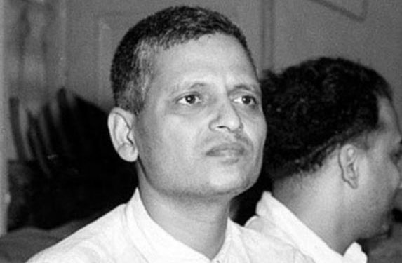 Nathuram Godse murdered Mahatma Gandhi January 30, 1948 in New Delhi.