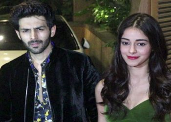 Kartik Aaryan and Ananya Panday