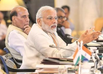 PM Modi chaired the Cabinet meeting