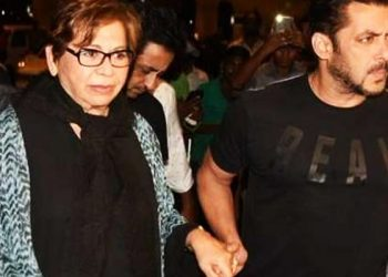 Salman was against the Salim Khan-Helen marriage